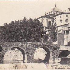 Postales: AÑO 1931: PUENTE ROMANICO DE VIC (BARCELONA) EN BONITA TARJETA POSTAL CIRCULADA A BADALONA.. Lote 29955593