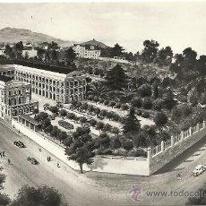 Postales: HOTEL BALNEARIO BLANCAFORT, LA GARRIGA, EDITORIAL FOTOGRAFICA-BARCELONA. Lote 29993055