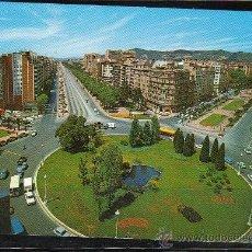 Postcards - BARCELONA. PLAZA CALVO SOTELO Y AVDA. GRALMO. FRANCO - 29993532