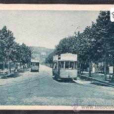 Postales: BARCELONA - 40 - TIBIDABO - AVENIDA DEL TIBIDABO - ROISIN -(8521). Lote 30060137