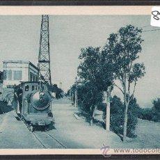 Postales: BARCELONA - 30 - TIBIDABO - TREN DE MONTAÑA - ROISIN -(8527). Lote 30060260