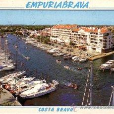 Postales: Nº 9984 EMPURIABRAVA COSTA BRAVA GERONA. Lote 30091634