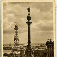 Postales: MONUMENT A EN COLOM - MONUMENTO A COLÓN (ZERCOWITZ). Lote 30098033