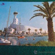 Postales: COSTA BRAVA-E11-AMPURIABRAVA-CLUB NAUTICO. Lote 30129303