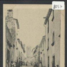 Postales: CASTELLTERSOL - CARRER DE FRANSA - (8857). Lote 30279919