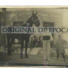 Postales: (PS-26436)POSTAL FOTOGRAFICA DE ???-CARNECERIA LA ROCA. Lote 30300416