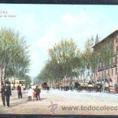 Postales: TARJETA POSTAL BARCELONA - PASEO DE GRACIA. DR.TRENKLER 53655. Lote 30357209