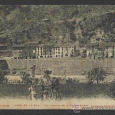 Postales: GERRI DE LA SAL - VISTA PARCIAL DE LA CALLE ARRABAL- (8865). Lote 30396173