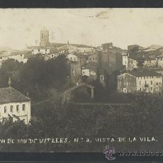 Postales: SAN PERA DE RIUDEVITLLES - VISTA DE LA VILA - FOTOGRAFICA -(8890). Lote 30403617
