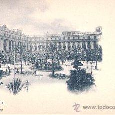 Postales: TARJETA POSTAL. BARCELONA. Nº 637. PLAZA REAL. ED. HAUSER Y MENET.. Lote 30451945