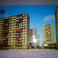 Postales: TARJETA POSTAL BARRIO DE BELLVITGE (RAMBLA MARINA) INICIOS AÑOS 70 L'HOSPITALET DE LLOBREGAT. Lote 87311475