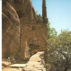 Postales: POSTAL DE PRADES, TARRAGON A, ERMITA DE LA BALLERA , CIRCULADA CON SELLO. Lote 30685524