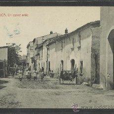 Postales: LA ROCA - UN CARRER ANTIC - (9223). Lote 30694347