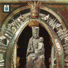 Cartoline: SOLSONA - NOSTRA SENYORA DEL CLAUSTRE – ESCUDO DE ORO Nº 2008 - EDITADA EN 1965 - S/C. Lote 30704786