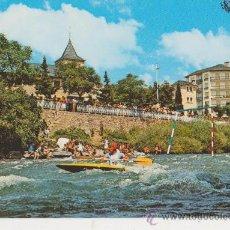 Postales: SORT PIRAGUISMO EN EL RIO NOGUERA PALLARESA. Lote 30868915