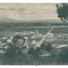 Postales: MONTFLORIT, CON VISTA DE SARDAÑOLA. (THOMAS, 12525). Lote 30919020
