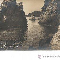 Postales: LLORET DE MAR-BARCELONA-FOTOGRAFICA. Lote 31120049