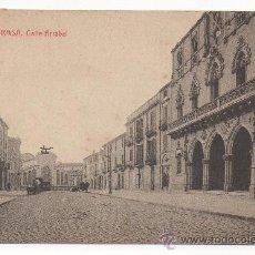 Postales: TARRASA.- CALLE ARRABAL.- (C.1920).. Lote 31129359