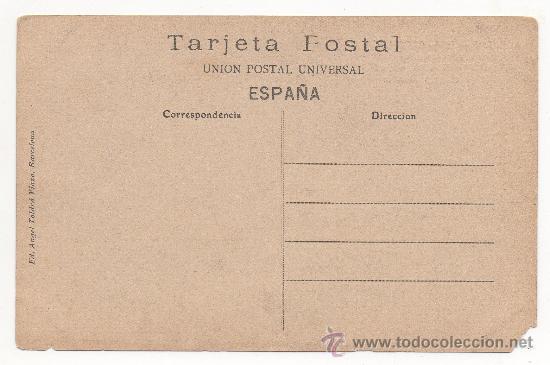 Postales: BARCELONA. CONSTRUCCIONES MODERNAS. RAMBLA DE CATALUÑA, NUM.17. ARQUITECTO: J. VILASECA. - Foto 2 - 31160709