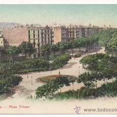 Postales: BARCELONA.- PLAZA TETUAN.. Lote 31174574
