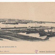 Postales: PANORAMA DE BARCELONA IV.. Lote 31342015