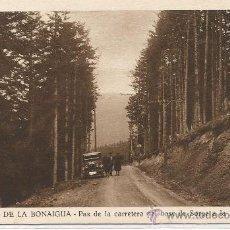 Postales: PORT DE LA BONAIGUA-LLEIDA. Lote 31554543