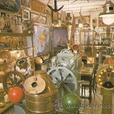 Postales: VILANOVA I LA GELTRU- MUSEO DE CURIOSIDADES MARINERAS ROIG TOQUES. Lote 155704456