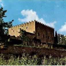 Postales: CASTILLOS DE ESPAÑA.EDICIONES VISTABELLA.MADRID.1968.Nº 70.CASTILLO DE MONTESQUIU.BARCELONA.. Lote 31615865