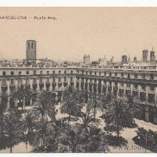 Postales: BARCELONA.- PLAZA REAL.. Lote 31649035