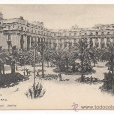 Postales: BARCELONA.- PLAZA REAL.. Lote 31649233
