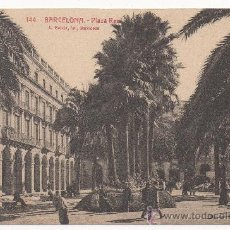 Postales: BARCELONA.- PLAZA REAL.. Lote 31671674