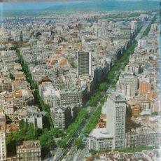 Postales: POSTAL BARCELONA. DIAGONAL. Nº 10. ED FABREGAT. SIN CIRCULAR. Lote 31713795
