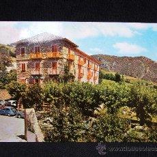 Postales: POSTAL HOTEL MONTAÑA. PRULLANS. LA CERDAÑA. ED. PUBLINTEL. LLEIDA. AÑO 1967.. Lote 31694260