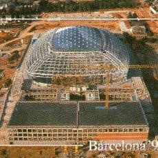 Postales: POSTAL DE BARCELONA 92 Nº 127, PALAU SANT JORDI. BARCELONA. Lote 31737088