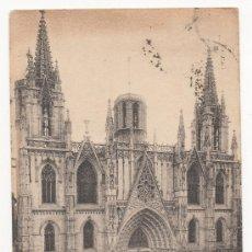 Postales: BARCELONA.- CATEDRAL. (C.1905).. Lote 31742797