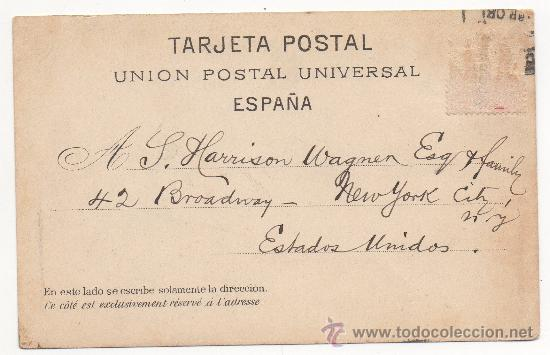 Postales: BARCELONA.- CATEDRAL. (C.1905). - Foto 2 - 31742797