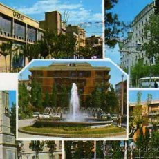 Postales: BADALONA Nº 127 PLAZA DE LOS CAIDOS POSTALES BADALONA ESCRITA CIRCULADA SELLO. Lote 31765148