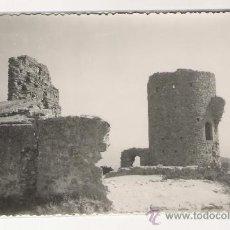 Postales: ARGENTONA.-CASTILLO DE BURRIACH.-FOTO GUELL. Lote 31802454