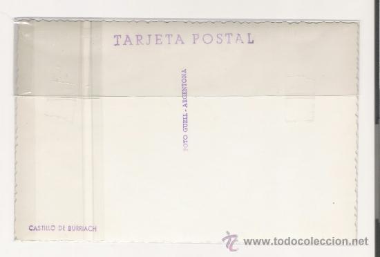 Postales: ARGENTONA.-CASTILLO DE BURRIACH.-FOTO GUELL - Foto 2 - 31802454