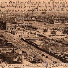 Postales: BARCELONA, PUERTO, L. ROISIN, 1929. Lote 31805468