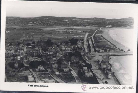 SALOU (TARRAGONA).- VISTA AÉREA (Postales - España - Cataluña Moderna (desde 1940))