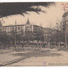 Postales: BARCELONA.- PLAZA CATALUÑA.. Lote 31921981