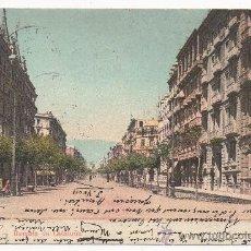 Postales: BARCELONA.- RAMBLA DE CATALUÑA. (C.1905).. Lote 32008789