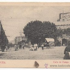 Postales: BARCELONA.- CALLE DE PELAYO. (C.1900).. Lote 32017111
