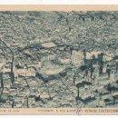 Postales: BARCELONA.- CATEDRAL Y VÍA LAYETANA. (C.1925).. Lote 32020971