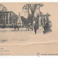 Postales: BARCELONA.- PLAZA PALACIO.. Lote 32076219