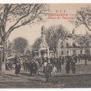 Postales: BARCELONA.- PLAZA DE PALACIO.. Lote 32076446
