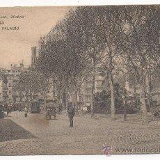 Postales: BARCELONA.- PLAZA PALACIO.. Lote 32097476