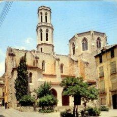 Figueres - Empordà - Postal Iglesia de San Pedro