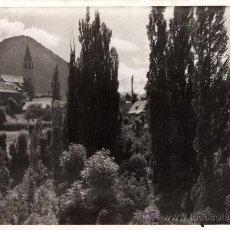 Postales: VALL D'ARAN, LLEIDA, PAISAJE DE UNYÀ, ZERKOWITZ, 1946. Lote 32291955
